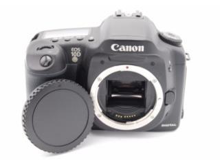 Camara Canon 10D ++ $95, Puerto Rico