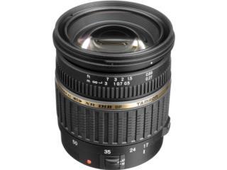 Lente 17-50mm Tamron para Nikon ++, Puerto Rico
