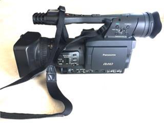 Camara de Video Profesional, Puerto Rico
