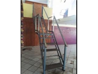 Escalera de Metal , Puerto Rico