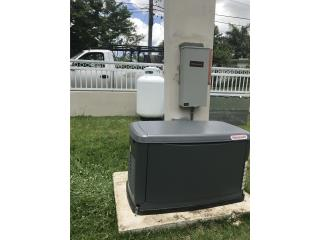Honeywell 17 Kw todo incl pipote lleno 5595, Puerto Rico