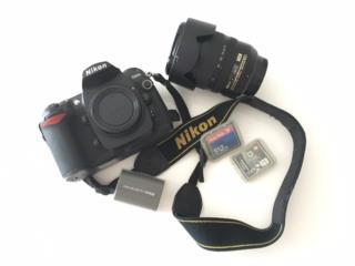 Camara Nikon D-200 con Lente 18-70 Nikon, Puerto Rico