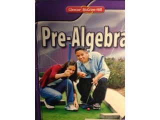 Pre-Algebra , Puerto Rico