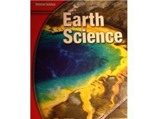 Earth Science, Puerto Rico