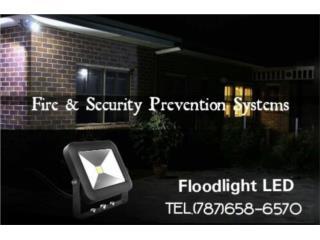 FLOODLIGHT LED, Puerto Rico