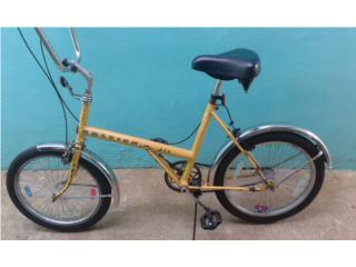 Bicicleta barata, Puerto Rico