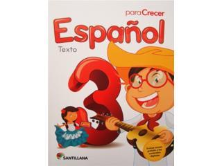 Español para crecer 3er grado , Puerto Rico