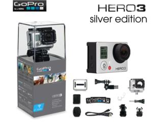 Go Pro Hero 3 Silver edt, Puerto Rico
