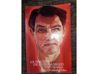 Libro La Nación de Siglo a Siglo RHC, Puerto Rico