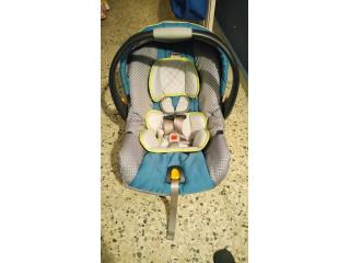 Carseat chicco keyfit 30 , Puerto Rico