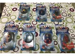 Justice League animated muñecos de Colección, Puerto Rico