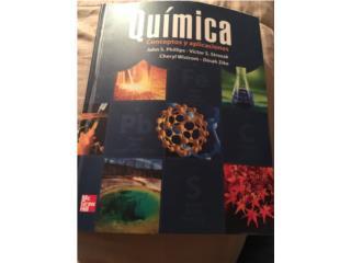 Quimica conceptos y aplicaciones, Puerto Rico