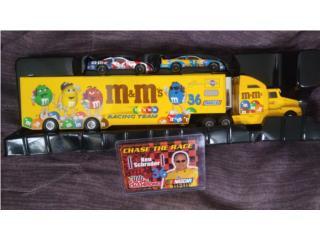 CAMION SEALAND M&M NASCAR MAS 2 AUTOS M&M..., Puerto Rico