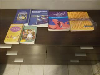 Libros y novelas *san juan a fajardo*, Puerto Rico