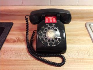 Teléfono antiguo PRTC, Puerto Rico