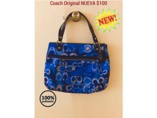 --> Cartera COACH Original Nueva con los tags, Puerto Rico