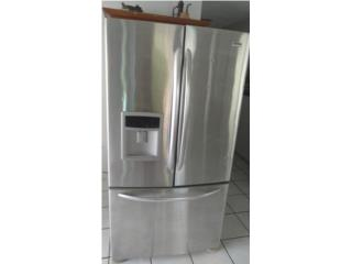 Nevera Stainless Steal , Puerto Rico