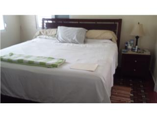 KING SIZE COMPLETE BEDROOM SET, Puerto Rico