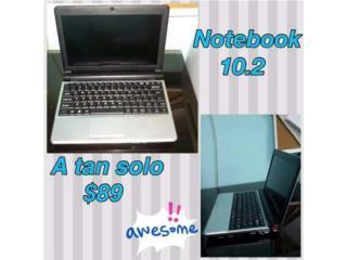 Notebook, Puerto Rico