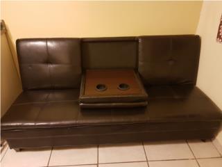 Sofa cama de cuero, Puerto Rico