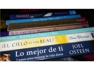 26 libros de lectura cristiana, Puerto Rico