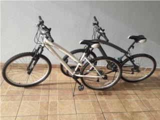 2 bicicletas 26