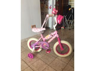 Bicicleta para Niña y Set de Protectores , Puerto Rico