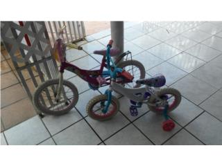 Bicicletas, Puerto Rico