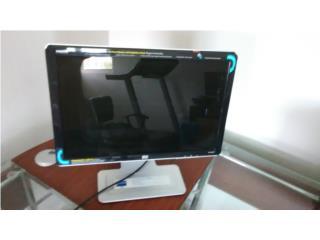 Pantalla widescreen Flat panel computadora, Puerto Rico