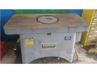 Peterson surface grinder, Puerto Rico
