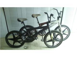 2 Bicicletas MONGOOSE $25 c/u, Puerto Rico