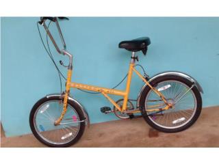Bicicleta antigua barata, Puerto Rico