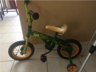Bicicleta pequeña de Diego el explorador , Puerto Rico