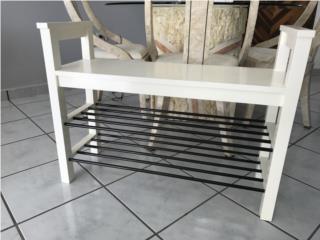 IKEA Shoe rack, Puerto Rico