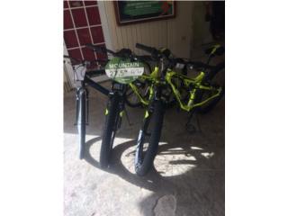 Vendo bicicletas nuevas 125 cada una, Puerto Rico