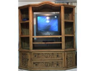 Mueble para TV/ centro entretenimiento , Puerto Rico