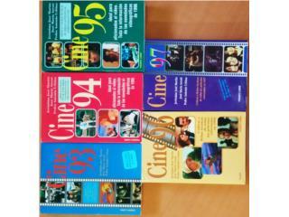 Libros análisis de películas de Cine, Puerto Rico