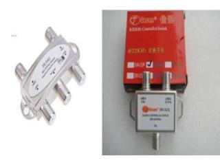 Switch para FTA Disecq 4x1 / 22khz 2x1, Puerto Rico
