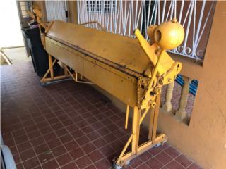 Maquina de doblar metal como nueva!!GRAN OFE!, Puerto Rico