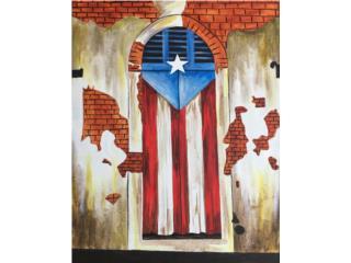 En Viejo San Juan $75 cash Pintura, Puerto Rico