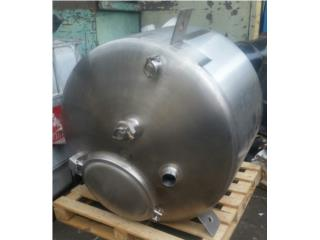 Tanque Stainless Steel 300 Gls, Puerto Rico