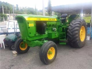 Tractor John Deere 4430 6cil. $12,800, Puerto Rico