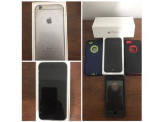 iPhone 6 de 64 GB, Puerto Rico