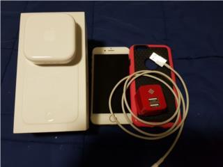 Iphone 6 (64GB) Gold White - COMPAÑIA