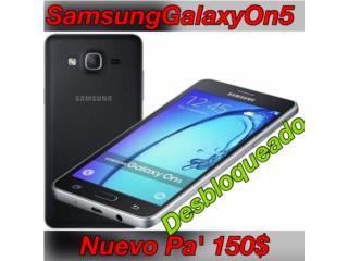 Samsung Galaxy On5, Express Prime, LG Stylus2, Puerto Rico
