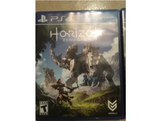 Horizon PlayStation 4, Puerto Rico