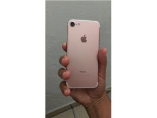 Iphone 7 de claro bien nuevo, Puerto Rico