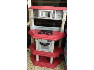 Cocina pequeña juego niños, Puerto Rico