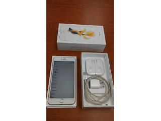 Iphone 6s plus de claro 64gb rosegold, Puerto Rico