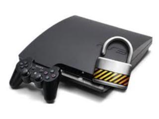 PS3 Sistema Desbloqueado de 120GB  , Puerto Rico